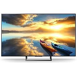 Sony KD65XE7004 TV Smart da 65´´, 4K Ultra HD, High Dynamic Range (HDR), Slim Aluminium Design, Nero