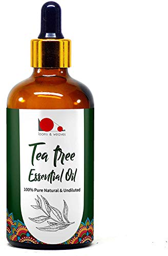 Glamorous Hub looms & weaves 100% Pure Natural & Undiluted Tea Tree Essential Oil 100ML