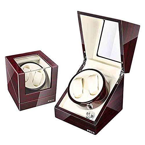 MxZas Watch Shaker Mechanical Watch Shake Watch Gire Gire Watch Automatic Blinding Box Butder Winder Storage Watch Box Fashion (Color: E) Jzx-n (Color : C)