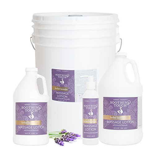Great Features Of Soothing Touch Lotion Lavender 5 Gallon Cube