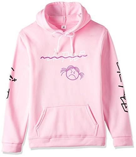 NIKE M NSW tee Hbr Swoosh 2 Camiseta, Hombre, Pink Gaze/White, L