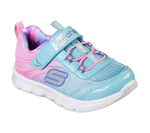 Skechers Comfy Flex Mini Dazzler sportschoenen voor meisjes