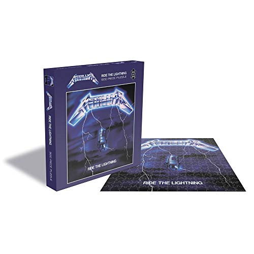 Ride The Lightning(500 Piece Puzzle)