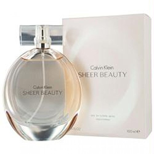 Calvin Klein Sheer Beauty Eau De Toilette Spray 100ml/3.3oz - Damen Parfum