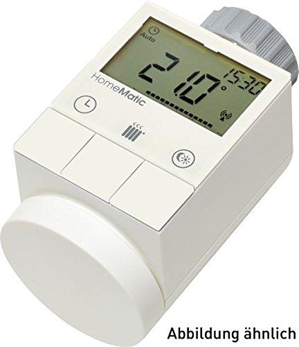 HomeMatic Set Heizkörperthermostate für 5 Räume