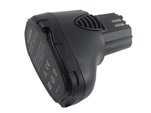Preisvergleich Produktbild vhbw Li-Ion Akku 2000mAh (10.8V) für Elektro Werkzeug Dremel 8000-01,  8001-01 wie 757-01,  2.615.085.5JD,  26150855JD,  855-02,  855-45.