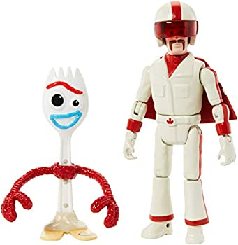 Disney Pixar Story Forky and Duke Caboom Figures Toy