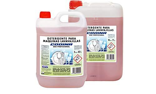 Detergente Máquinas Lavavajillas Codina (5 Litros)