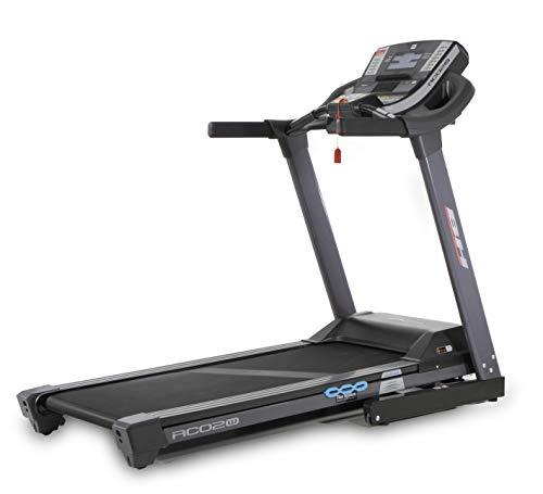BH Fitness I. RC02W, Tapis Roulant Unisex – Adulto, Black, Unica