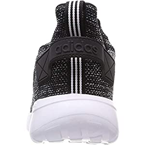 adidas Lite Racer BYD Mens Athletic Running Shoes Sneakers US 9.5M Black White