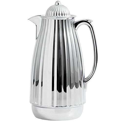 Nordal Thermoskanne Silber 1 Liter
