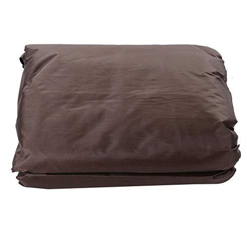 Duokon Outdoor tuinschommel stoelhoezen waterdicht 3-zits hangmat meubels schommel ei stoel beschermer afdekkingen