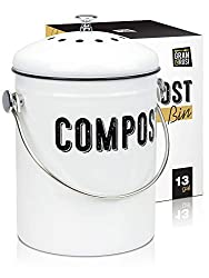 Compost bin for the kitchen