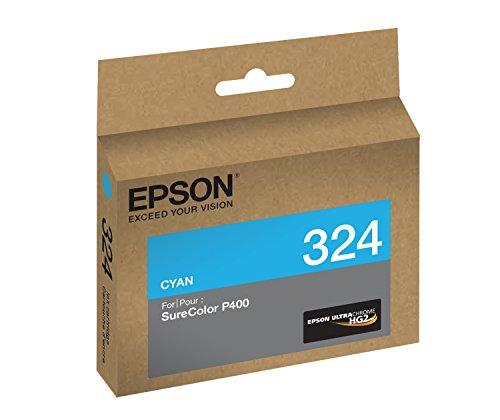 Epson T324220 Epson UltraChrome HG2 Ink (Cyan) Photo #5
