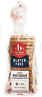 La Brea Bakery Gluten Free Sliced Artisan Sandwich Bread, Multigrain, 13 oz