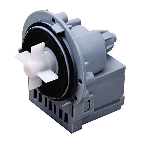 Bomba de desagüe de repuesto para Askoll M224 RC0233 Indesit C00144997 accesorio de lavadora, colador de pelusas, motor de bomba para lavadora Indesit