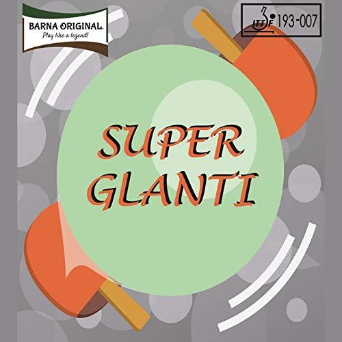 Barna Belag Super Glanti Optionen 0,8 mm, schwarz