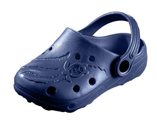 Beco Unisex-Kinder Colgs Clogs, blau