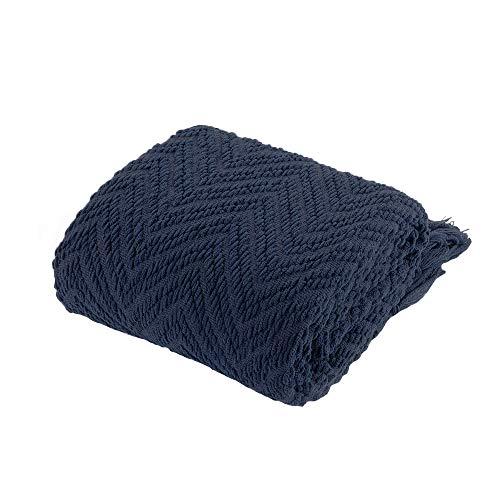 battilo Boon - Manta de Punto para sofá