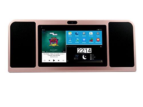 Azpen A770 Wi-Fi Internet Radio Boombox (Rose Gold)