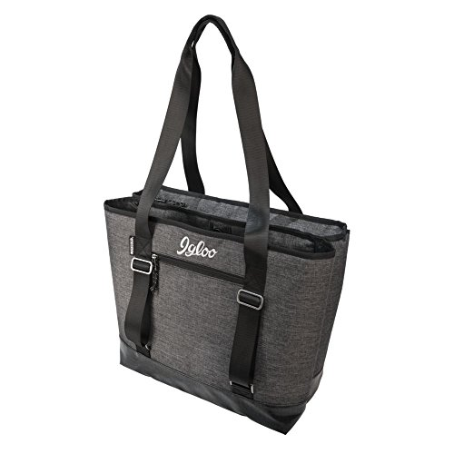 Igloo Daytripper Dual Compartment Tote , Gray/Black