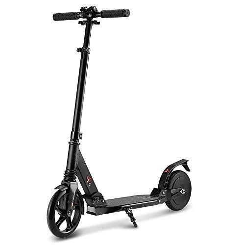 COKECO Elektroroller Elektro E-Roller Roller Tretroller Scooter Klapproller Cityroller Kickroller Zweirädriger Roller im Freien für Erwachsene mit elektrischer Unterstützung und Faltbarer
