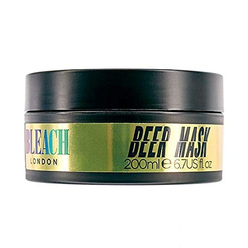 待つファイルファイル[Bleach London ] 漂白ロンドンビールマスク200ミリリットル - Bleach London Beer Mask 200ml [並行輸入品]