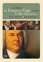 Bach: Die Kunst der Fuge/Cello Suites 1 & 5 - Keller Quartet/Anner Bylsma [DVD] [Import]