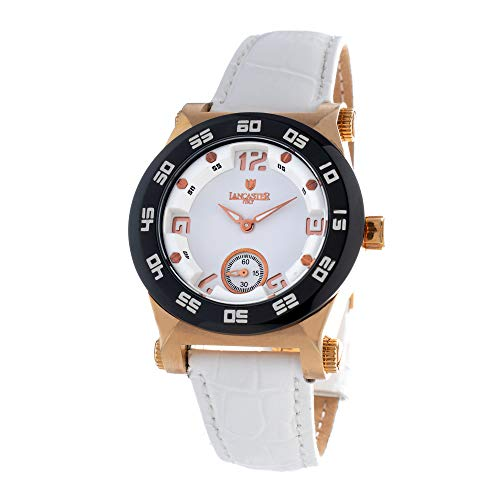Lancaster Watch ola0347l-rg-bn-bn