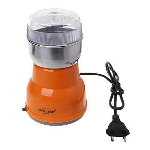 BIlinli Elektrische Edelstahl Kaffeemühle Home Milling Machine Küche 220V