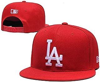 Sunnsport Snapback Hat Adult Unisex Adjustable Fit L-A Dodg Cap