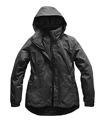 The North Face Women's Resolve Parka II, TNF Black, Size M