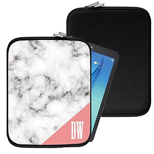 Personalisiert Marmor Neopren Tablethülle Case Tasche (72) für Huawei Honor T1 7.0 (7
