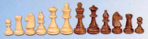 ChessEbook Schachfiguren aus Holz Staunton Nr 5
