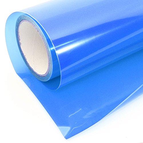 Phil-Trade® Vernis® 08868 Protection d'écran voiture Entrée de Rebord de chargement capot bleu 50 x 61 cm