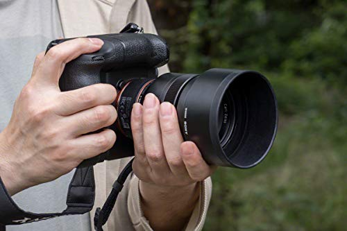 Sony LA-EA5 - Adattatore con attacco A full-frame da 35 mm, per macchine fotografiche Sony con attacco E
