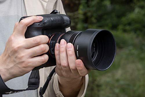 Sony LAEA5.SYU - Adaptador de Objetivos de Montura A para cuerpos de Tipo E, fotograma Completo, Negro, 35 mm