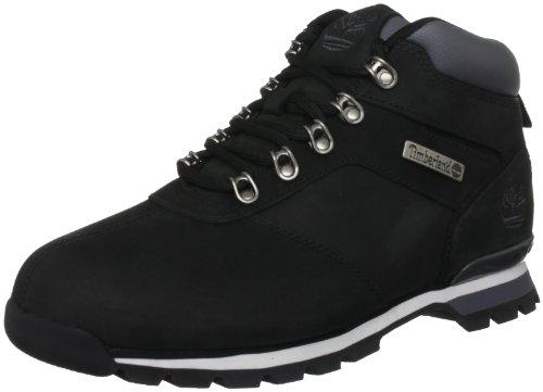 Timberland Herren Splitrock 2 Chukka Boots, Schwarz (Black Nubuck), 45 EU