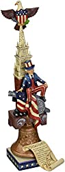 America, Standing Tall Figurine