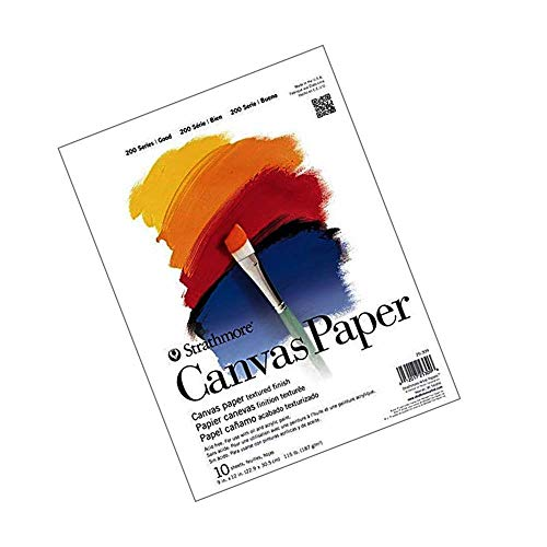 Canvas Paper Pad
