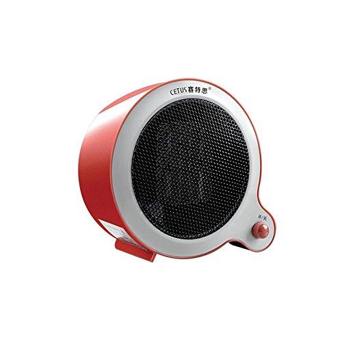 cjc Calentador eléctrico Calefacción Fiebre de Alambre Mini Ahorro de energía (Color...