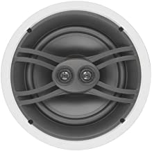 Yamaha NS-IW480CWH 3-Way in-Ceiling Speaker System (White)