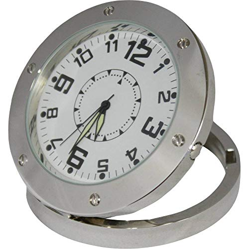BS Uhr Überwachungskamera in der Tischuhr 4 GB 640 x 480 Pixel 2,8 mm