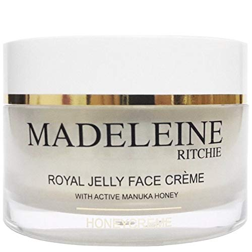 Madeleine Ritchie HoneyCreme New Zealand Royal Jelly Face Cream with active manuka honey 100ml