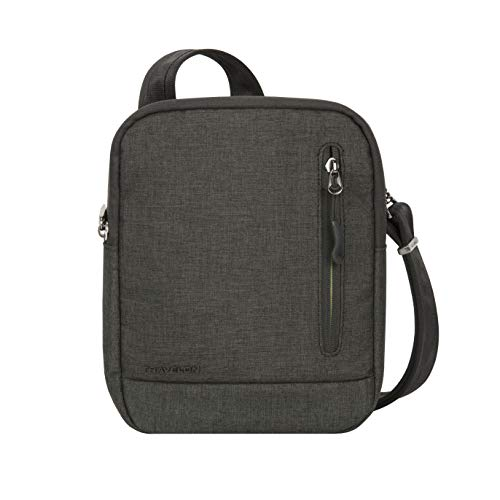 Travelon Crossbody Bag, Slate