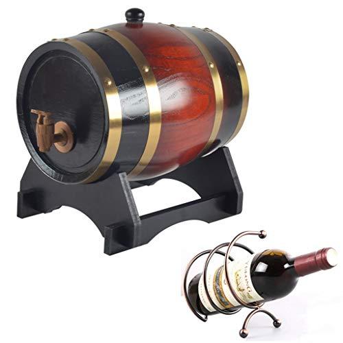 Yimihua Barril de Vino Whisky...