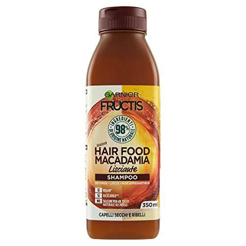 Hair Food - Macadamia Smoothing Shampoo 350 ml