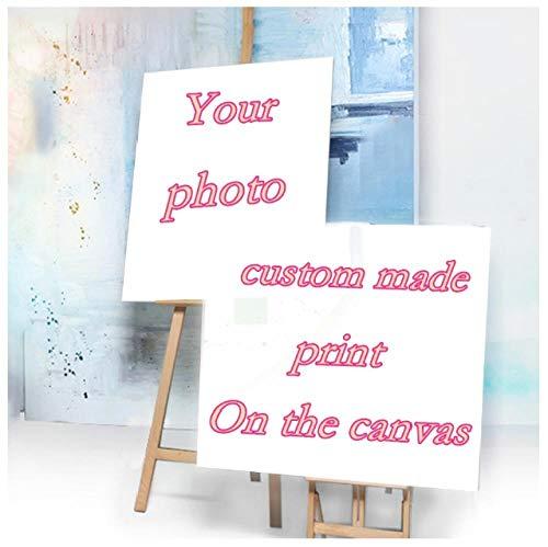 Personalisierte Foto Benutzerdefinierte Farbe Malen Nach Zahlen Erwachsene, Machen Sie Ihre Eigene Private Benutzerdefinierte Foto, Dekoration Gravieren Sie Ihr Gedächtnis 40X50 cm Mit Rahmen