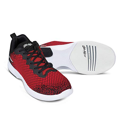 KR Strikeforce Aviator Mens Red/Blk Size 10.5