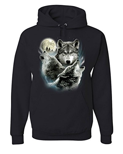 Howling Wolf Sweatshirt